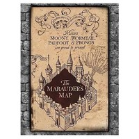 Harry Potter 1,000 Piece Jigsaw Puzzle - Marauder's Map