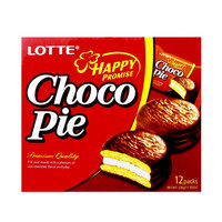 Choco Pie by Lotte 12 Packs