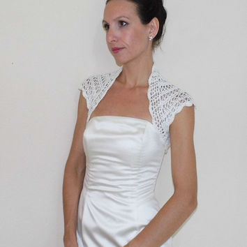 Wedding Shrug Bolero Bridal Bolero Jacket Bridesmaids Shrugs