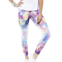 Cosmic Cotton Candy Legging | Shop Junior Clothing at Wet Seal