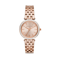 MICHAEL KORS WATCH MINI WOMEN LADIESMETALS MINI DARCI STAINLESS STEEL MK3366
