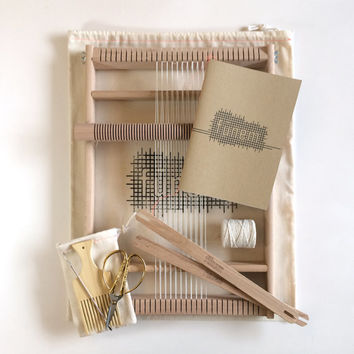 Weaving Loom Kit XL / Starter's kit / Weaving Loom / Weefraam / Startpakket