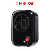Smallest Heater @ Sharper Image