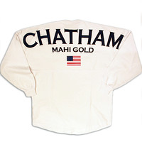 Spirit Jersey White – MAHI GOLD Outfitters