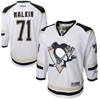 Reebok Evgeni Malkin Pittsburgh Penguins Youth 2014 Premier Stadium Series Player Jersey -White