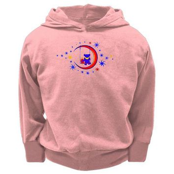 DCCKU3R Grateful Dead - Moon Swing Toddler Hoodie