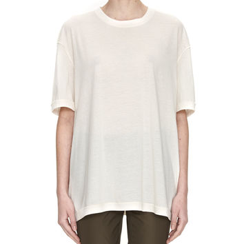 Acne Studios Visage Off-White Oversized T-Shirt