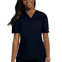Dickies EDS Signature v-neck scrub top. - Scrubs and Beyond