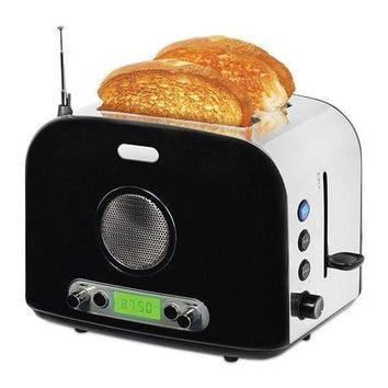The Toaster Radio Hybrid