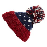 Collection XIIX 'Americana' Knit Beanie | Nordstrom