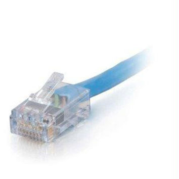 C2g C2g 15ft Cat6 Non-booted Network Patch Cable (plenum-rated) - Blue