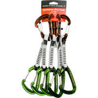 Metolius Inferno Quickdraw - 5-Pack One Brown/One Green,