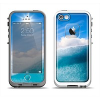 The Sunny Day Waves Apple iPhone 5-5s LifeProof Fre Case Skin Set