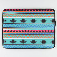 "Tribal Stripe 15"" Laptop Sleeve"