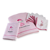 Hello Kitty Bonjour Towels - Bed Bath & Beyond