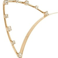Pixnor Crystal Pearl Shot In Cat Ears Child Adult Hair Bands (Golden)