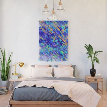 Abstract Pattern Wall Hanging by tmarchev