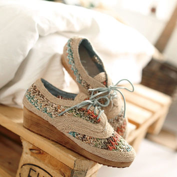 Wedge Shoes [4919985028]