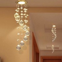 Mini Corridor Ceiling Lamp Balcony Corridor Hanging Lights