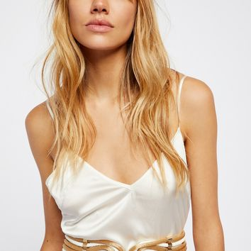 Free People Spago Waist Belt
