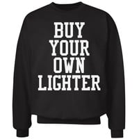 buy your own lighter sweater