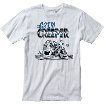 Grim Creeper T-Shirt | RVCA