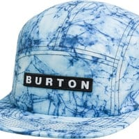 BURTON MB CAMP VAULT 5 PANEL CAP