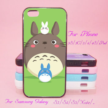 My Neighbor Totoro,Totoro,Touch 5,iPad 2/3/4,iPad mini,iPad Air,iPhone 5s/ 5c / 5 /4S/4 , Galaxy S3/S4/S5/S3 mini/S4 mini/S4 active/Note