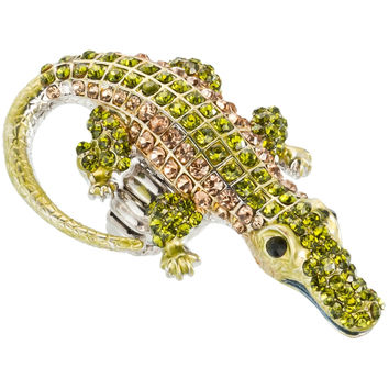 Alligator Body Adjustable Ring