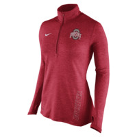 Nike Element Half-Zip (Ohio State) Women's Running Top