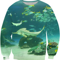 Reef Shark Sweater