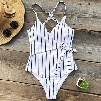summer swimsuit bikini set