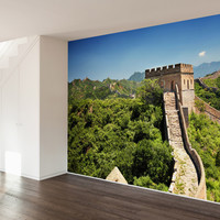 The Great Wall Wall Mural Decal