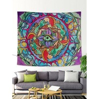 Cartoon Print Tapestry