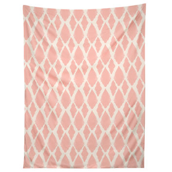 Allyson Johnson Blushed iKat Tapestry
