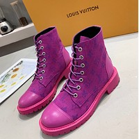 Louis vuitton LV Martin boots