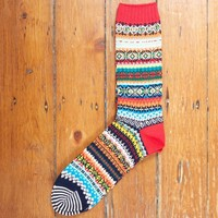 Sneachta Red Socks by Chup - $32