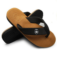 Casual Summer Men Shoes Sandals Flip Flops Leisure Beach Slipper Shoes EU Size 40-44 VB057 P30