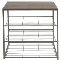 4 Tier Shoe Rack - Threshold™