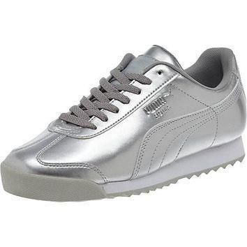 puma roma pnt ano kids sneakers  number 1
