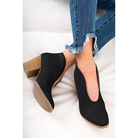 As You Wish Bootie (Black)