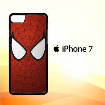 SPIDERMAN face V0152 iPhone 7 Case