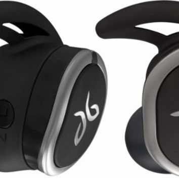 Jaybird - RUN In-Ear Wireless Earbud Headphones - Jet