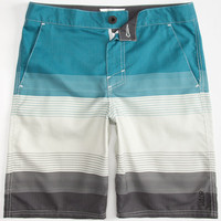 Valor Governor Boys Hybrid Shorts - Boardshorts And Walkshorts In One Blue  In Sizes