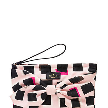 Kate Spade On Purpose Pastry Pink Wristlet Pastry Pink ONE