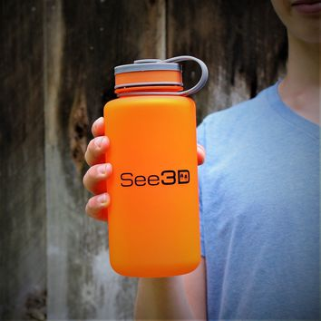 32 oz. Wide Mouth Tritan Water Bottle