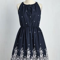 Mediterranean Meditations Dress | Mod Retro Vintage Dresses | ModCloth.com