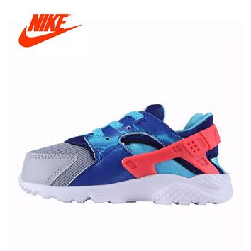 Original Anti-Slippery NIKE Kids Boys  Shoes Running Sneakers 75f19d2d5