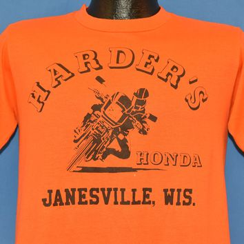 80s Harder's Janesville Wisconsin t-shirt Medium