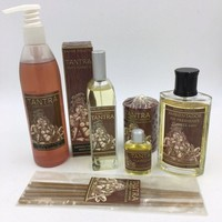 Tantra Erotic Kamasutra Sex Gift Set Flaires Room Spray Perfume Candle